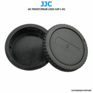 FRONT/REAR LENS CAP FOR CANON