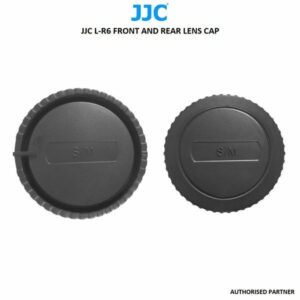 FRONT/REAR LENS CAP FOR SONY