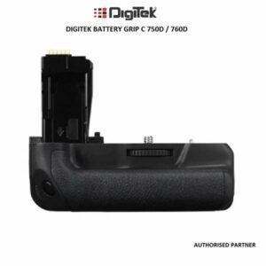 DIGITEK BATTERY GRIP FOR CANON C750D-760D