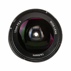 7ARTISANS PHOTOELECTRIC 12MM F/2.8 LENS FOR MICRO FOUR THIRDS